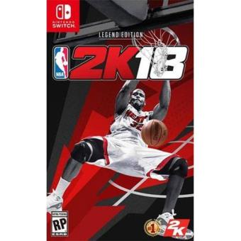 NBA 2K18 - Legend Edition - Nintendo Switch