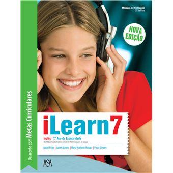 iLearn 7 Inglês 7º Ano - Manual do Aluno