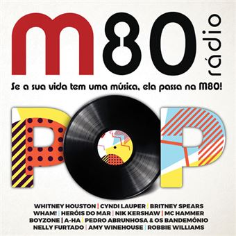 M80 Pop - 2CD