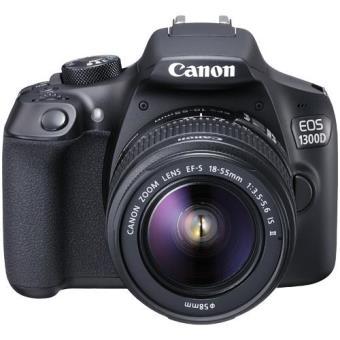 Canon EOS 1300D + EF-S 18-55mm f/3.5-5.6 IS II