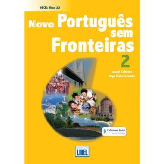 Novo Português Sem Fronteira 2 - Livro do Aluno + Audio