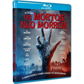Os Mortos Não Morrem - Blu-ray
