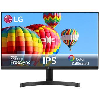 Monitor LG FHD 24MK600M-B - 24''