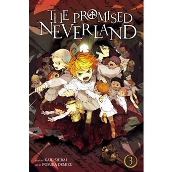 The Promised Neverland - Book 3