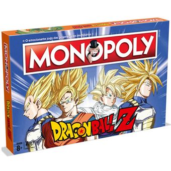 Monopoly Dragon Ball Z - Creative Toys