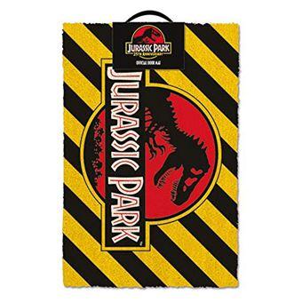 Tapete Jurassic Park Warning