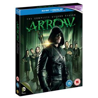 Arrow - Season 2 - Blu-ray Importação