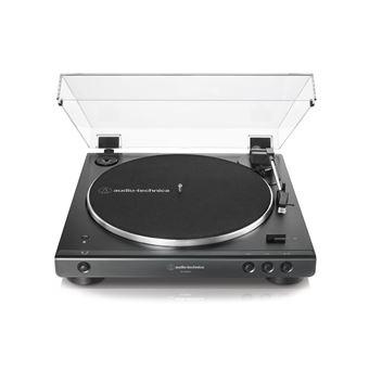 Gira-Discos Audio-Technica AT-LP60XBTBK