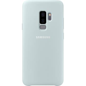 Capa Samsung Silicone para Galaxy S9+ - Azul