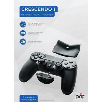 Prif Crescendo 1 Amplificador e Bateria PS4