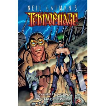 Neil Gaiman's Teknophage - Book 2