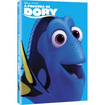 À Procura de Dory - Edição Clássicos Disney - DVD