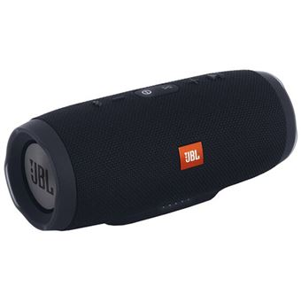 Coluna Bluetooth JBL Charge 3 - Stealth Edition
