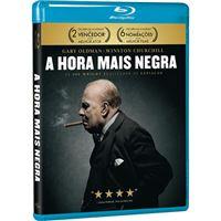 A Hora Mais Negra - Blu-ray