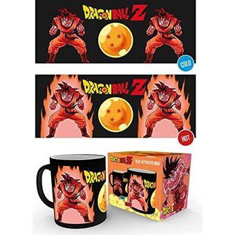 Caneca Termosensível Dragon Ball Z: Supersaiyan