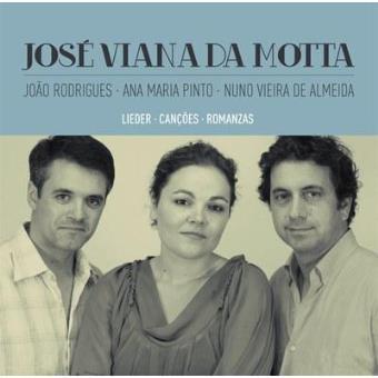 Vianna da Motta | Canções, Romanzas & Lieder