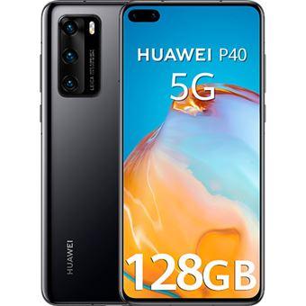 Smartphone Huawei P40 5G - 128GB - Preto