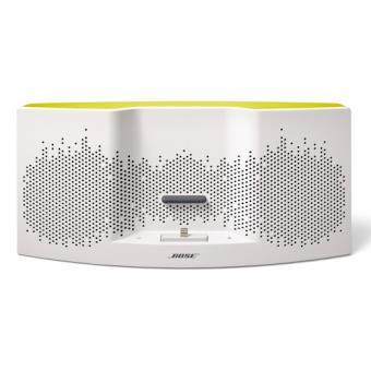Bose SoundDock XT Cinzento, Amarelo coluna com doca