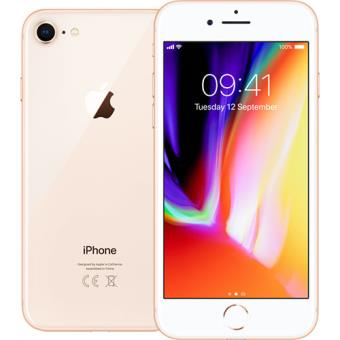 Apple iPhone 8 - 64GB - Dourado - Recondicionado Grade A