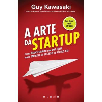 A Arte da Startup