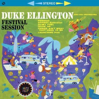 Festival session (LP)