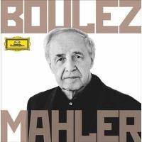Boulez Conducts Mahler (14CD)