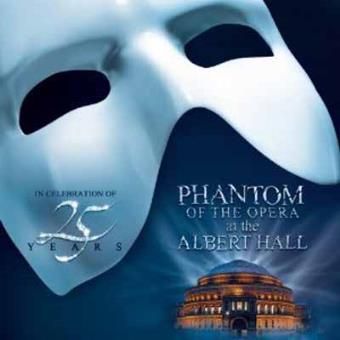 BSO Phantom of the Opera at the Royal Albert Hall - 2CD