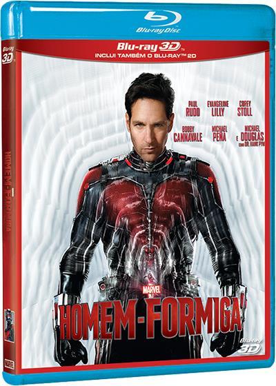 Homem-Formiga Trailer