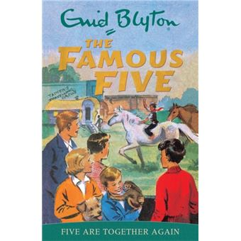 The Famous Five - Book 21