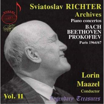 Archives:piano Concertos