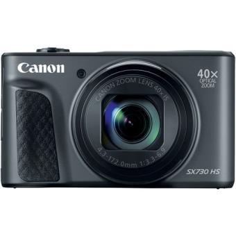 Canon PowerShot SX730 HS - Preto