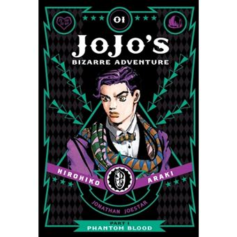 JoJo's Bizarre Adventure - Part 1: Phantom Blood - Book 1
