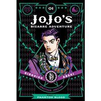 JoJo's Bizarre Adventure - Part 1: Phantom Blood - Book 1