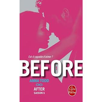 After - Livre 6: Before 1