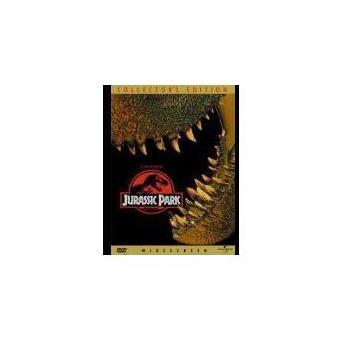 Parque Jurássico - DVD Zona 2