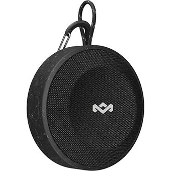 Coluna Bluetooth House Of Marley No Bonus - Preto