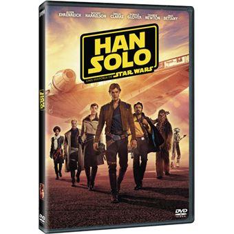Han Solo: Uma História de Star Wars - DVD