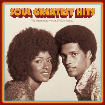 Soul Greatest Hits - 2LP 12''