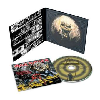 The Number of The Beast - CD