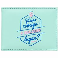 Porta-Cartões Mr. Wonderful - Back to Office: Virias comigo a qualquer Lugar?