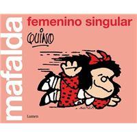 Mafalda feminino singular
