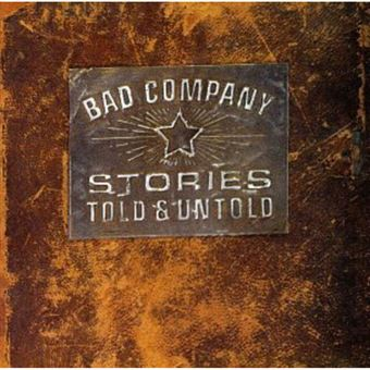 Stories Told & Untold - CD