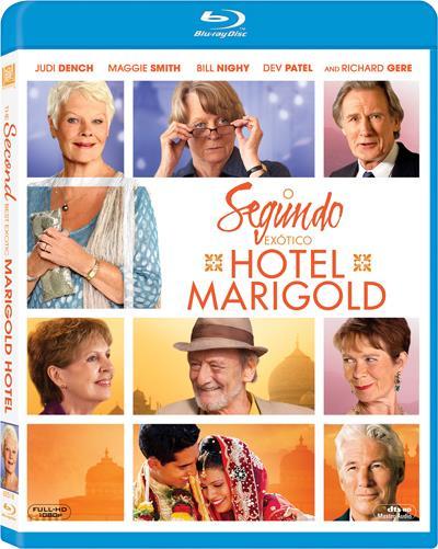 O Segundo Exótico Hotel Marigold Trailer