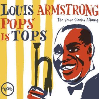 Pops is Tops: The Verve Studio Albums - 4CD