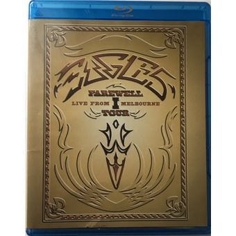 Farewell I Tour: Live From Melbourne 2004 - Blu-ray