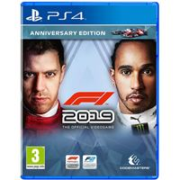 F1 2019 - Anniversary Edition - PS4