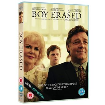 Boy Erased - DVD
