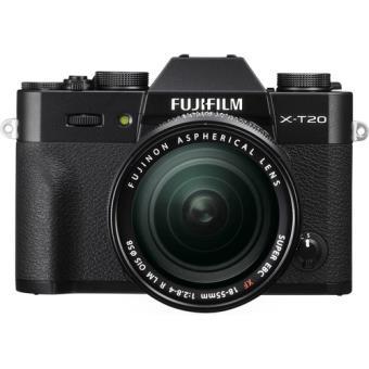 Fujifilm X-T20 + XF 18-55mm f/2.8-4 R LM OIS - Preto