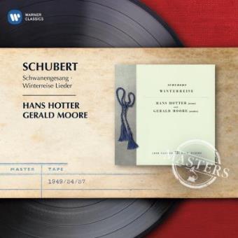 Schubert | Winterreise, Schwanengesang & Lieder (2CD)