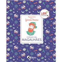 Pequenos Livros Sobre Grandes Pessoas - Livro 1: Fernão de Magalhães